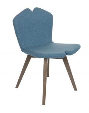 Snap x židle modrá - židle na SEDI.cz