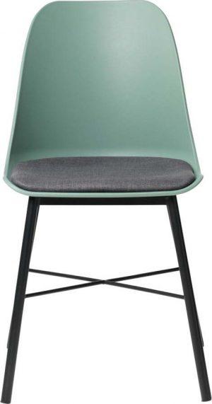Jídelní zelená jídelní židle unique furniture whistler - židle na SEDI.cz