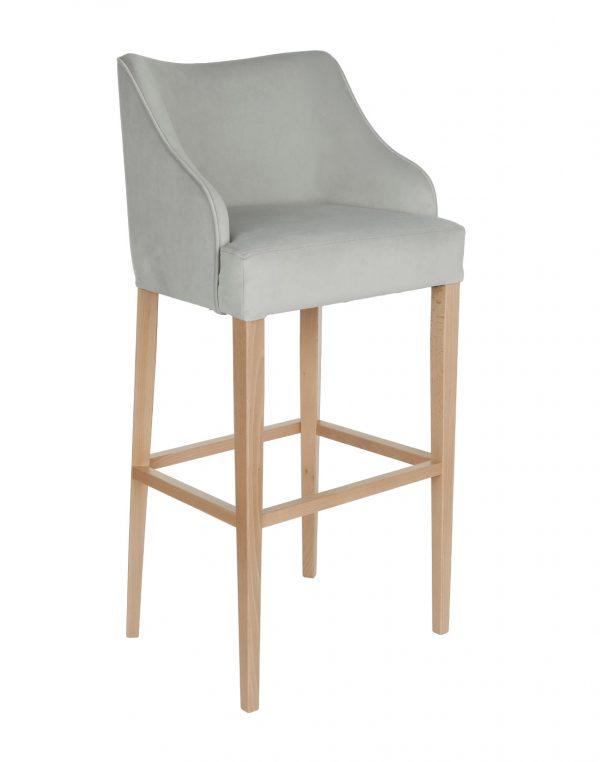 Snap bari 87 barová židle růžová - židle na SEDI.cz