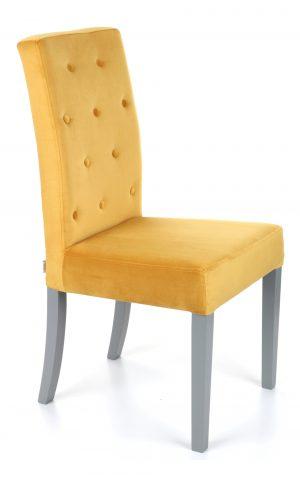 Snap simple 100 s knoflíky židle bílá - židle na SEDI.cz