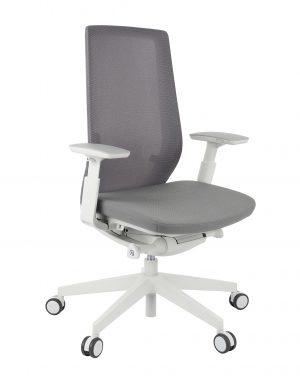 Kancelářská židle accis pro 150sfl typ b světle šedá - expedice do 48 h - židle na SEDI.cz