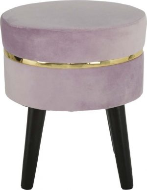 Pudrově růžová stolička mauro ferretti paris - stoličky na SEDI.cz