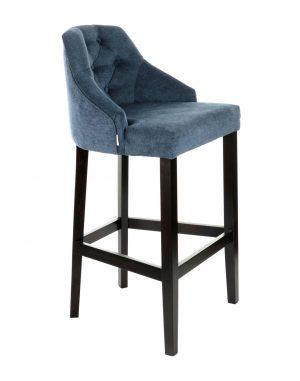 Snap sisi 77 barová židle šedá - židle na SEDI.cz