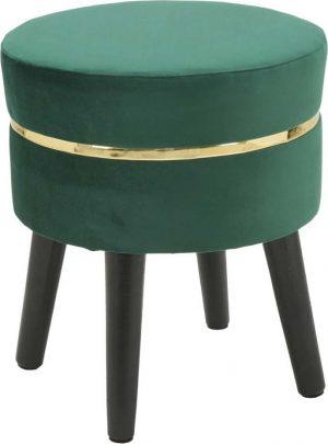 Smaragdově zelená stolička mauro ferretti paris - stoličky na SEDI.cz