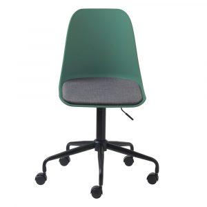 Zelená kancelářská židle unique furniture - židle na SEDI.cz