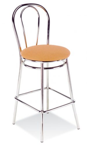 Barová židle tulipan hocker - židle na SEDI.cz