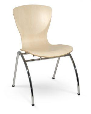 Nowy styl bingo wood židle bukové dřevo - židle na SEDI.cz