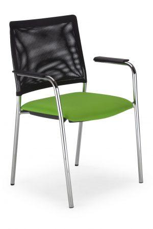 Nowy styl intrata v32 fl cr arm konferenční židle - židle na SEDI.cz