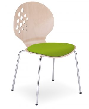 Nowy styl lakka seat plus židle bukové dřevo zelená - židle na SEDI.cz
