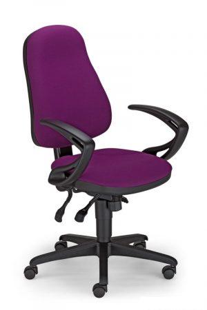 Nowy styl offix gtp kancelářská židle oranžová - židle na SEDI.cz