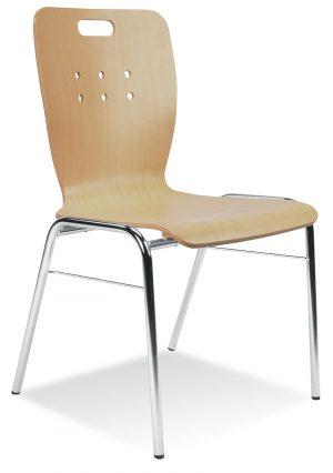 Nowy styl wing ii.20 židle do čekárny - židle na SEDI.cz
