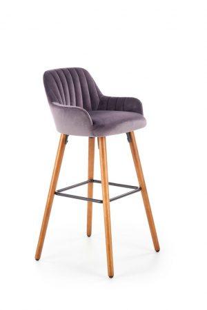 Halmar barová židle h-93