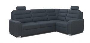 Moderní sedací souprava plná praktických funkcí a se smyslem pro pohodlí. rozkládací