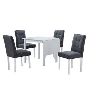 Set stůl a židle tempo kondela jídelní set bjork new